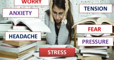 How to Deal With Stress at ABU Zaria 5