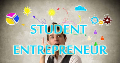Student Entrepreneur: See Why it is So important. 4
