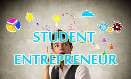 Student Entrepreneur: See Why it is So important. 1
