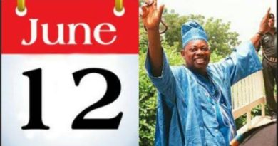 June 12 as New Nigeria's Democracy Day. See Why it matters 6