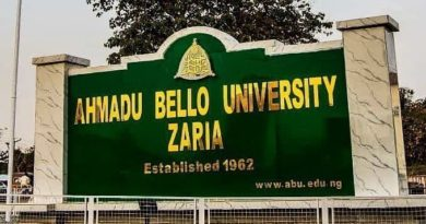 Vice-Chancellor Vacancy at Ahmadu Bello University Zaria 5
