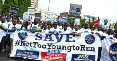 Nigerian Youth and The Authentic question of National Development 5