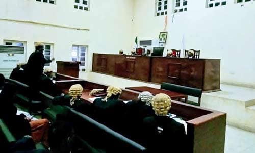 Ahmadu Bello University Zaria has won the 2019 Annual National Moot Court Competition 1