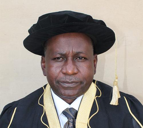 Professor Ibrahim Garba Outgoing Vice-Chancellor of ABU Zaria