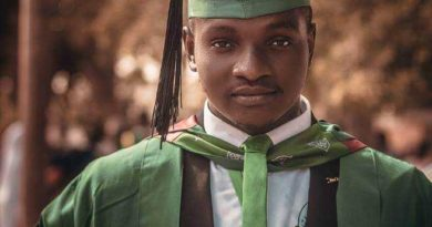 REVEALED: Nuhu Ibrahim's Secret to graduating with a 4.94 CGPA from Ahmadu Bello University Zaria 6