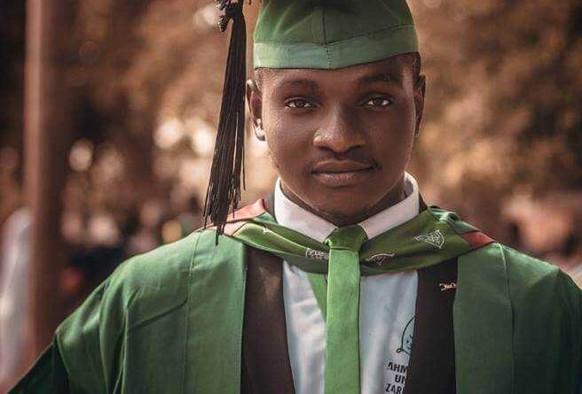 REVEALED: Nuhu Ibrahim's Secret to graduating with a 4.94 CGPA from Ahmadu Bello University Zaria 1