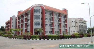PMB Commission The beautiful Post Graduate Centre of Excellence at ABU Zaria 4