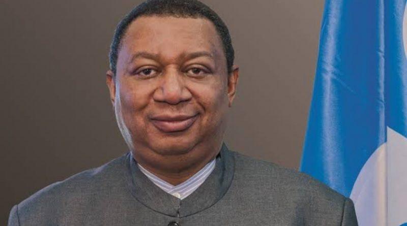 Mohammed Sanusi Barkindo: Secretary-General, OPEC 1