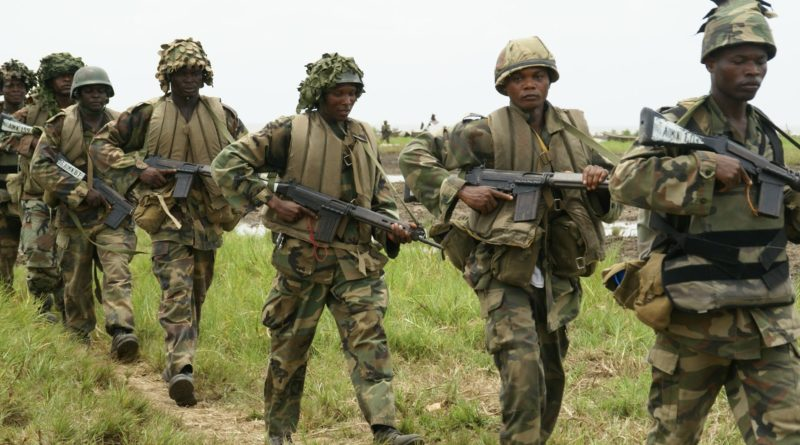 NIGERIAN SOLDIERS: A Tribute To All ABUSITES In The Military 1