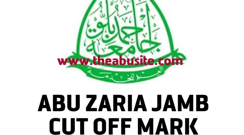 Official ABU Cut off Mark 2020 for All Courses 1