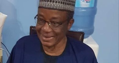 Tears of my Grieving Pen flows for Professor Sa'ad Abubakar (OFR) By Sa'ad Abubakar Zongre 6