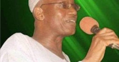 Dr. Bala Usman: A Great Legend Remembered By Sa'ad Abubakar Zongre 6
