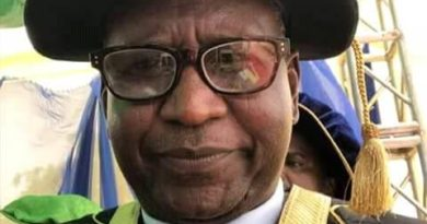 Prof Ibrahim Garba: Dreaming big for ABU  by Auwalu Umar, 4