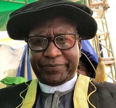Prof Ibrahim Garba: Dreaming big for ABU  by Auwalu Umar, 1