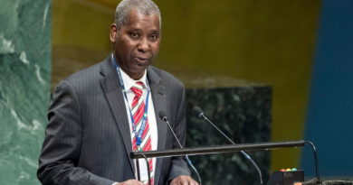 Tijjani Muhammad-Bande: 8 things you need to know about the Abusite new President of United Nations General Assembly 5