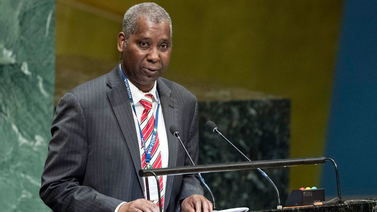 Tijjani Muhammad-Bande: 8 things you need to know about the Abusite new President of United Nations General Assembly 1