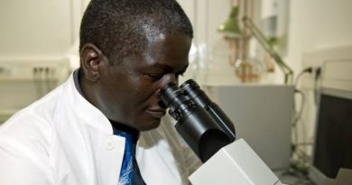 Prof Andrew Jonathan Nok: One of the best scientists Nigeria ever had 6