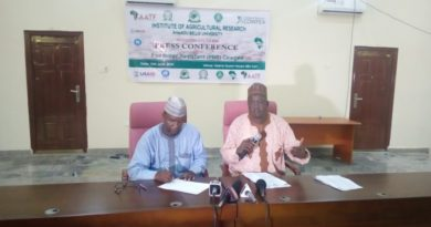 How ABU Zaria Save Nigeria N16bn Annually With Pod Borer Resistance Cowpea 5