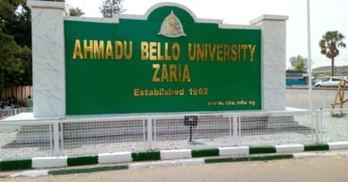 The Great Ahmadu Bello University that We Attended, By Jide Omotinugbon 5