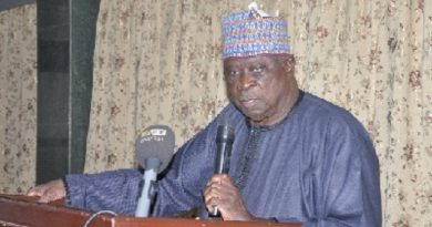 Professor Adamu Baikie, CON: First Professor of Education in Northern Nigeria 5