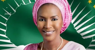 Fatima Kyari Mohammed: The   Vibrant Lady Representing Africa at the UN 5