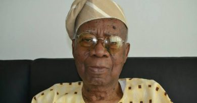 Emeritus Prof Oladipo Akinkugbe: The 4th VC, ABU Zaria. 4