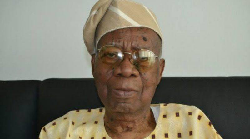Emeritus Prof Oladipo Akinkugbe: The 4th VC, ABU Zaria. 1