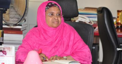 Prof. Fatima Batul Mukhtar: The 1st female VC from North-West Nigeria 5