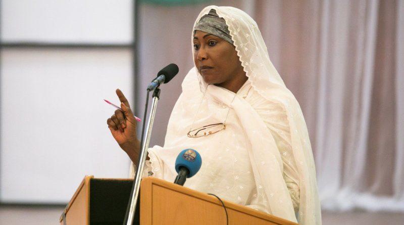 Hajia Naja'atu Bala Mohammed: The first woman to win a Senate Seat in Kano State 1