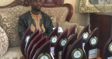 Dr Sale Murtala Dandashire: See how ABU best graduating medical student 2019 was celebrated by his community 5