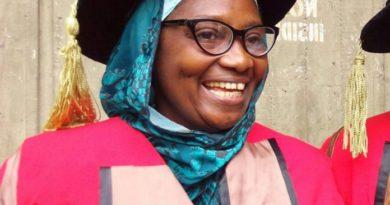 Amina Bashir: The Abusite who is Yobe's 1st female Professor 6