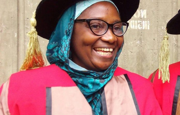 Amina Bashir: The Abusite who is Yobe's 1st female Professor 1