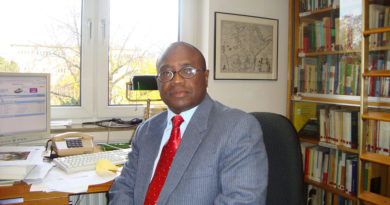 Professor Abdalla Uba Adamu: The Abusite Double Professor of 2 Different Disciplines. 5