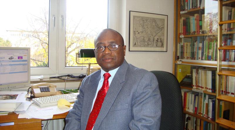 Professor Abdalla Uba Adamu: The Abusite Double Professor of 2 Different Disciplines. 1