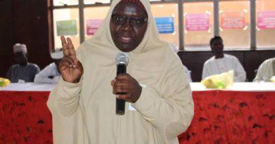 Prof Aisha Indo Mamman: The first female Hematologist in Northern Nigeria 5