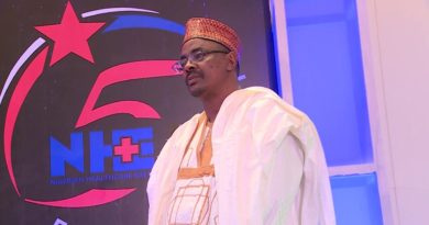 Prof. Auwal Abubakar: The erudite Surgeon that separated several CONJOINED TWINS 4