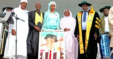 Dr Yusufu Bala Usman: FUK honored late icon with a Posthumous Doctor of Letters (Honoris Causa) 5