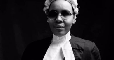 Barr. Hafsat Suleiman Esq: The Amazing visually impaired Abusite Lawyer 5