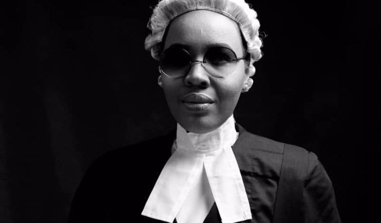 Barr. Hafsat Suleiman Esq: The Amazing visually impaired Abusite Lawyer 8