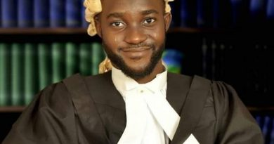 "Law School: ""I passed the Bar exams without knowing the way to the library""- Alade Oluwatoyin (Legal Poet) 4"