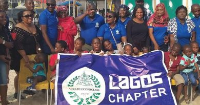 NICE PHOTOS: ABU Economics class of 2000, Lagos chapter's Get-together 6