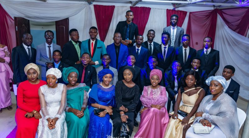 NICE PHOTOS: ABU Archi Class of 2019 Final year Dinner 9