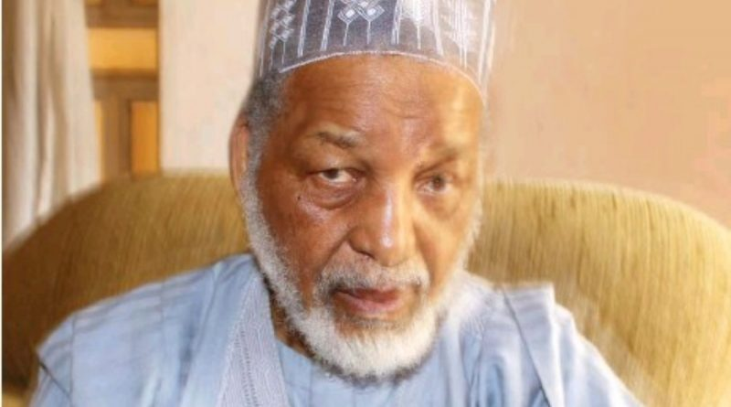 Prof Ibrahim Umar: 1st Nigerian to Teach Physics at BUK & 3rd VC [1979-1986] 7