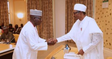 Muhammad Nami: The new Boss of Federal Inland Revenue Service FIRS 6
