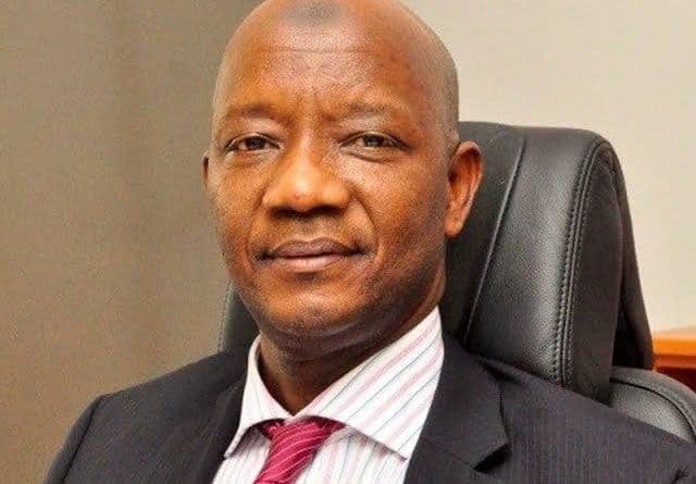 Ahmed Umar: Director of Currency Operations, CBN 1