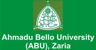 Why ABU Zaria is NOT discriminating against persons with disability – Prof. Kajuru 5