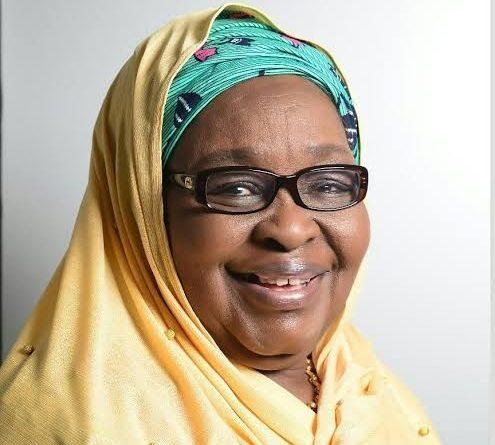 Hajiya Saratu Iya Aliyu: The 1st female Northerner to head NACCIMA as National President 6