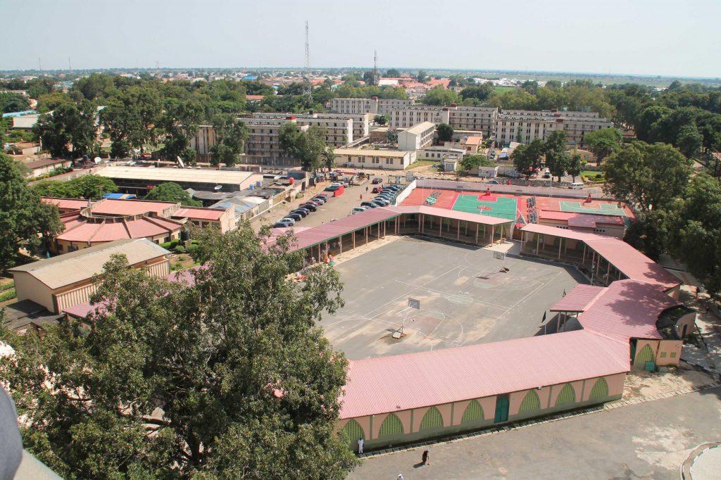 The Mamman Kontagora Square