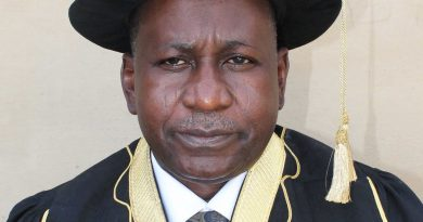 ABU VC Prof Ibrahim Garba Has written His Name In Gold 6