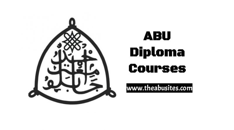 Complete List of 129 ABU PGD Courses, Diplomas, and Certificate Courses 1